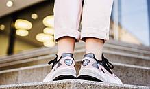 Женские кроссовки Adidas Falcon Core Black / Core Black / Light Pink B28126, Адидас Фалкон, фото 3