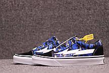 Женские кроссовки Revenge X Storm Low Top Blue Camo 67I-WMP001, Ревендж Сторм Лов Топ, фото 2