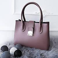 Пудровая классическая сумка АРТ. 01111, фото 1