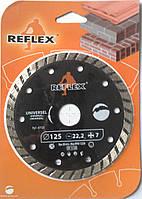 Диск алмазный Turbo 230x7x2,8 мм, Reflex/Orange