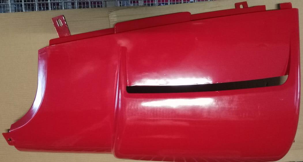 Панель боковая кузова левая, правая, (воздухозаборник) FAW 3252 Фав