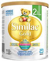 Similac Молочная смесь Gold 2 (6м+) 400г