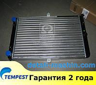 Радіатор водяного охолодження Москвич 2126, 2127, 2717 алюмінієвий (TEMPEST)