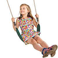 """Детские качели """"Флекси"""". Эластичное сиденье для качелей 67 см х 15 см."""