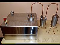 Дистиллятор Медный с разборным сухопарником - Дистилятор Мідний