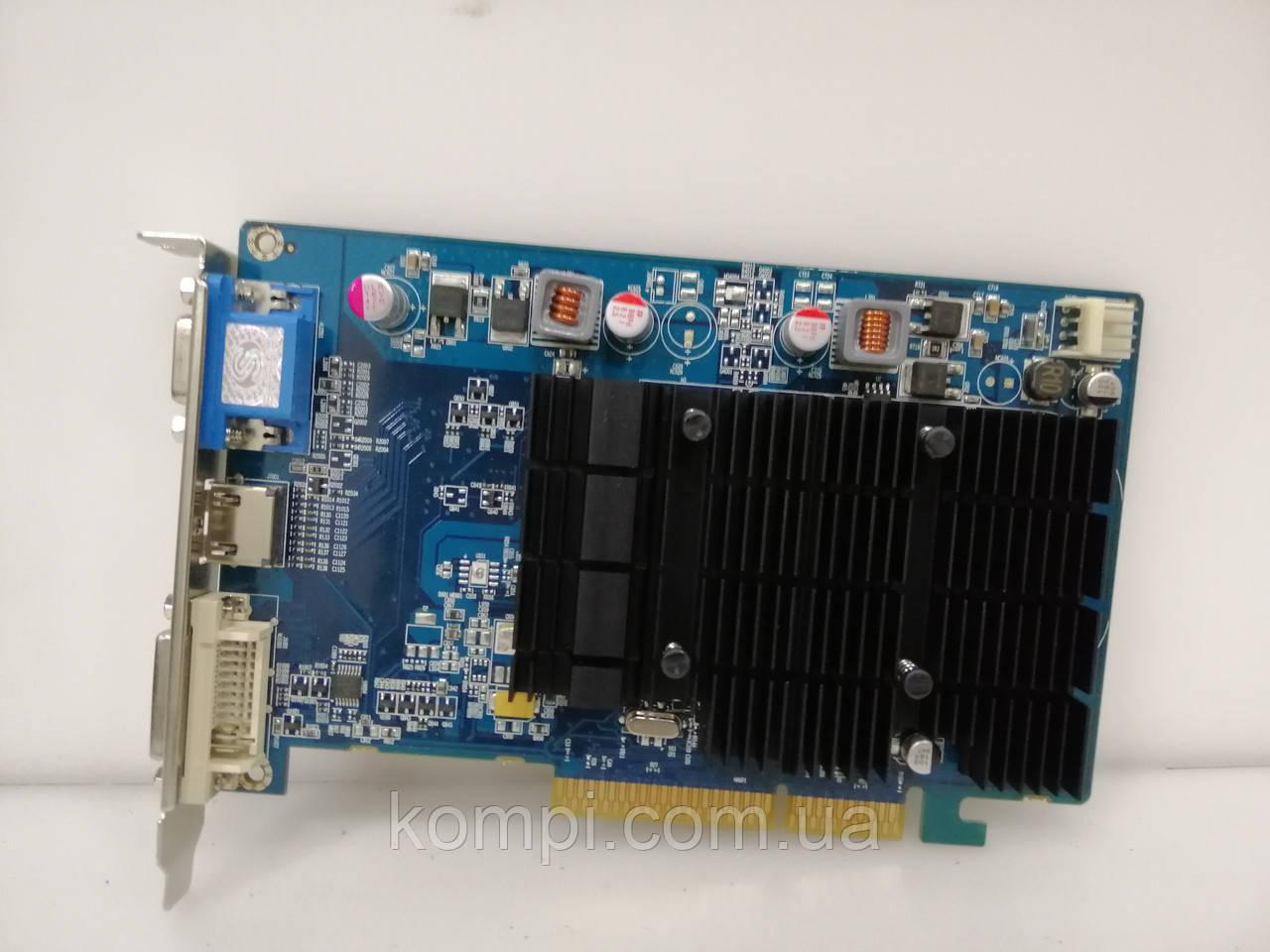Видеокарта ATI RADEON  HD 3450 512MB AGP