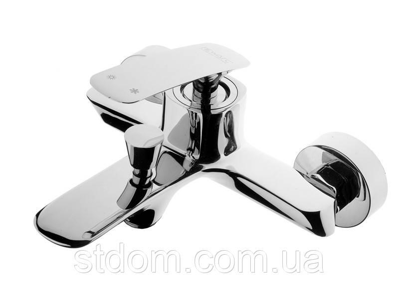 Смеситель для ванны Newarc Slim 121511 хром