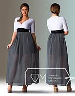 Длинное платье 03005, фото 1