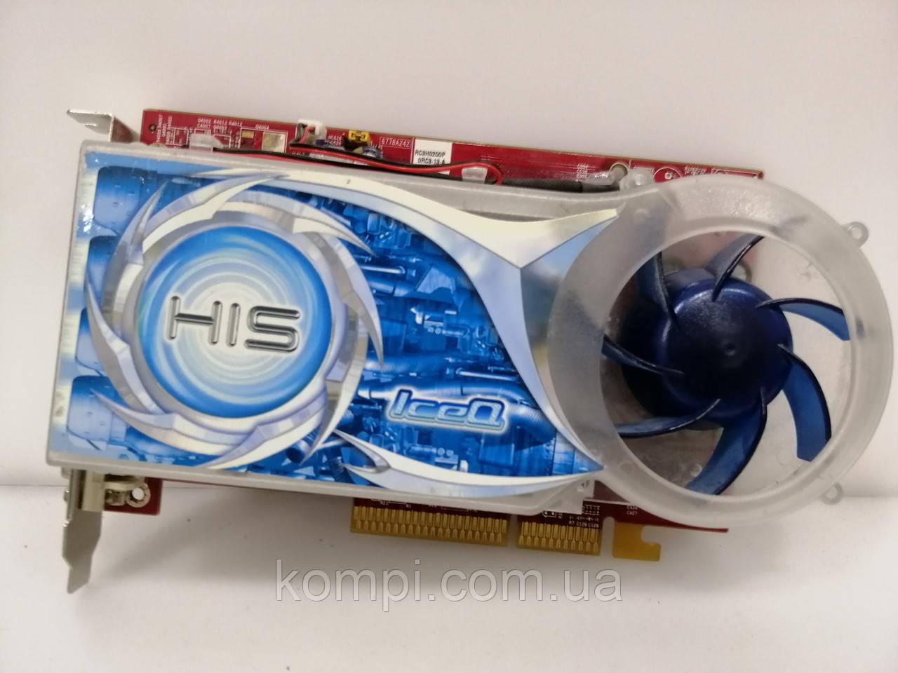 Видеокарта ATI RADEON 1650PRO 512Mb   AGP