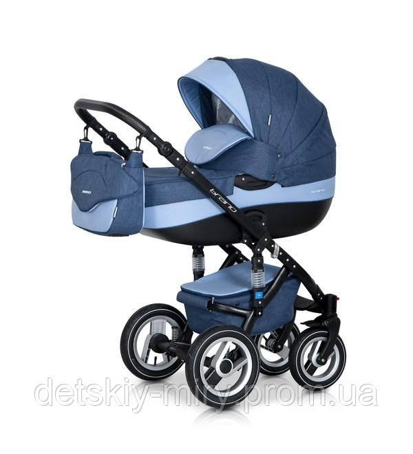 Детская универсальная коляска 2 в 1 Riko Brano - фото 1