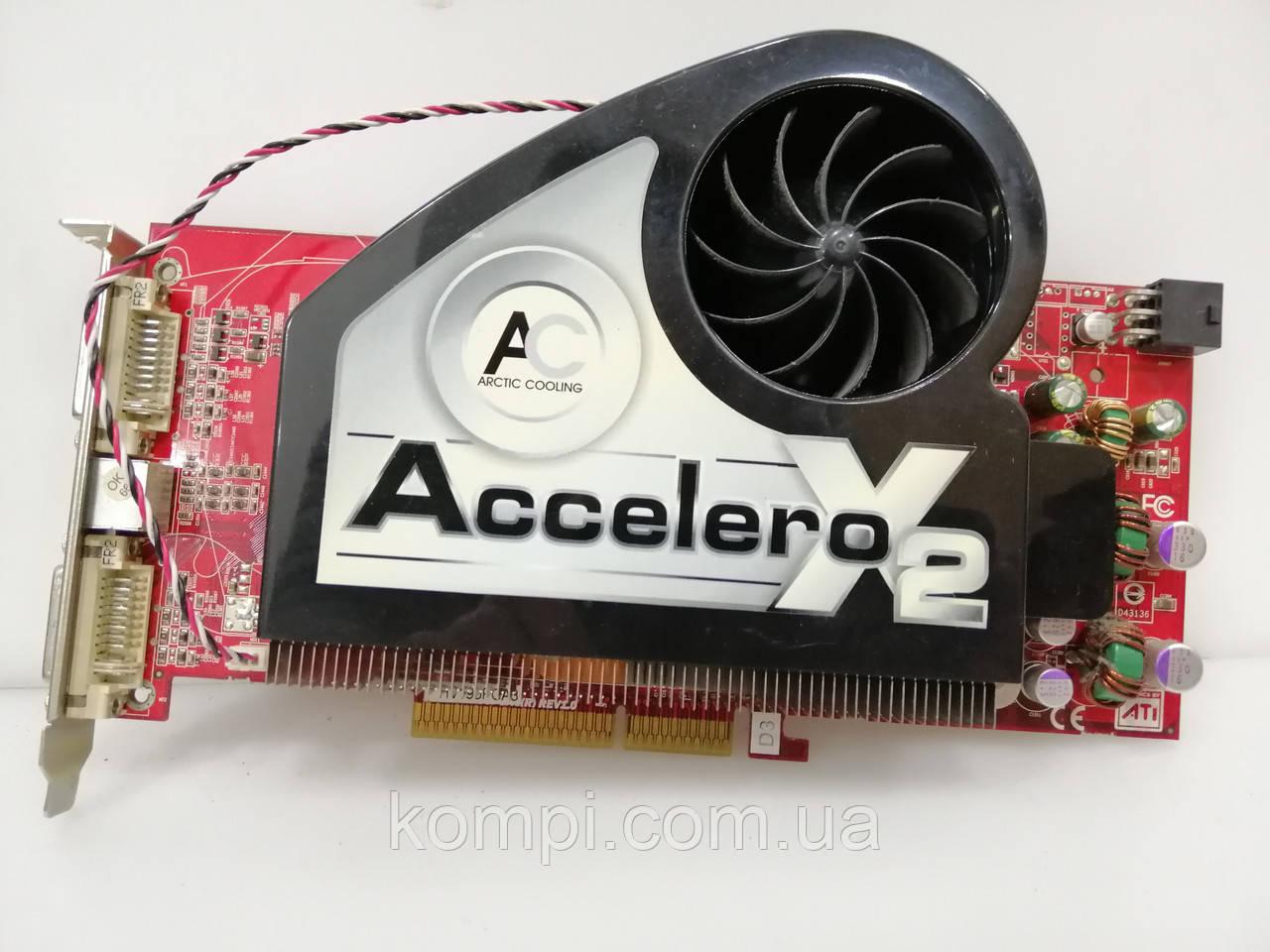Видеокарта ATI RADEON X1950 PRO 256MB AGP