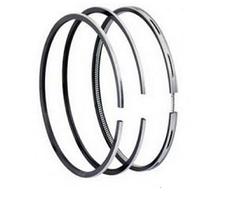 Поршневые кольца компрессора D55 (3шт)