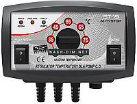 Автоматика для насосов отопления Tech ST-19