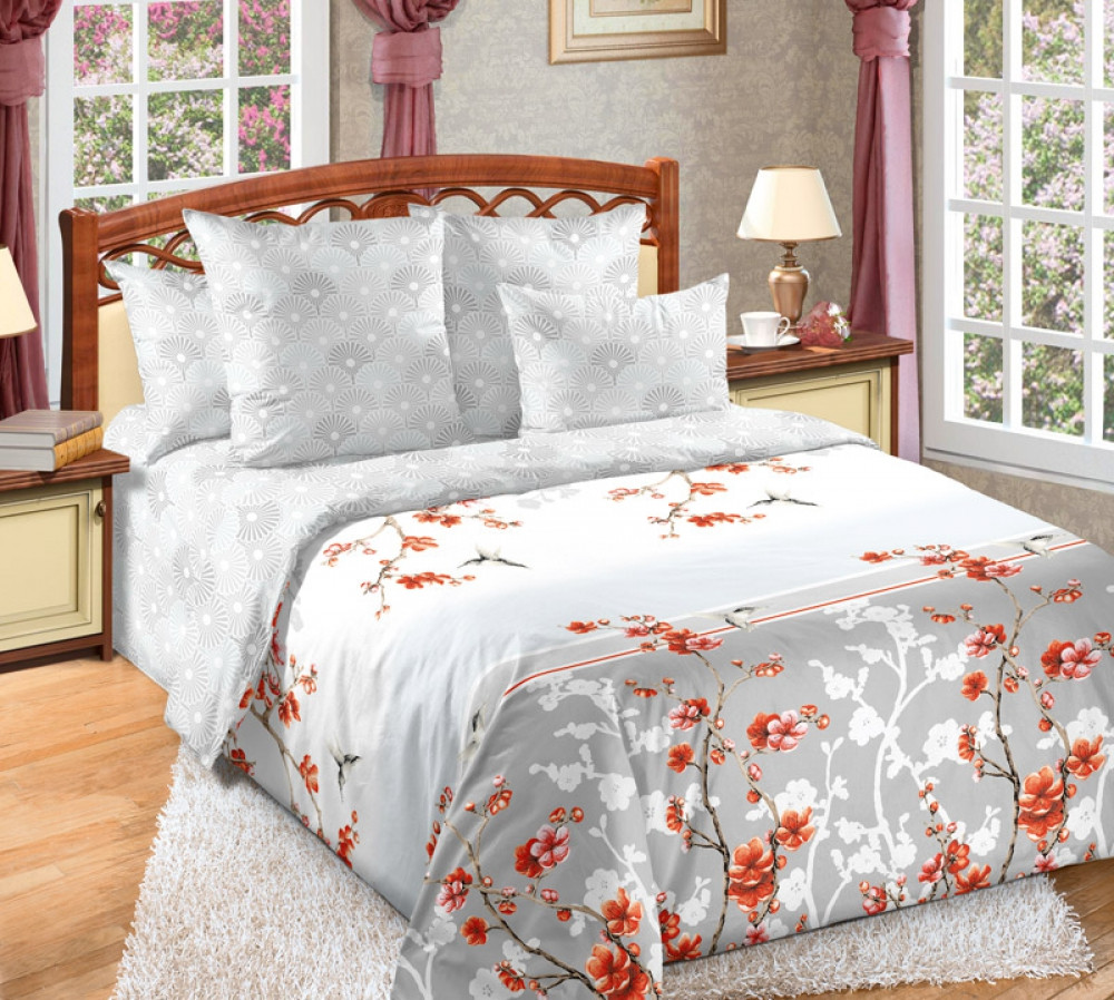 Комплект постельного белья из перкаля Креатив