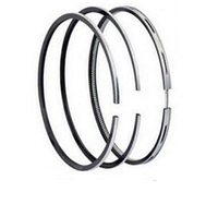 Поршневые кольца компрессора D65 (3шт)
