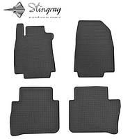 Автомобильные коврики Nissan Tiida 2004-  Комплект (Stingray)