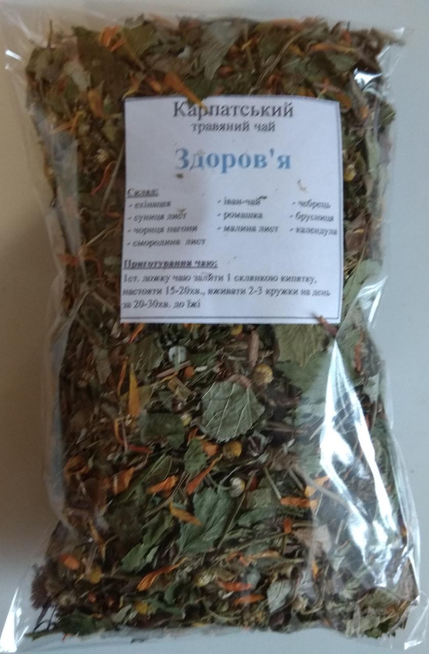 "Карпатський листовий чай ""Здоров'я"", 100г."
