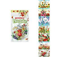 """Этикетки для яиц """"Цветы"""" № 17 (код 03909)"""
