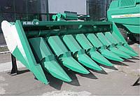 Жатка для уборки кукурузы КМС-6-02 для комбайна Нива-Ефект