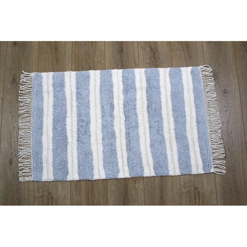 Килимок Irya - Jami mavi блакитний 70*110