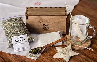 """Подарочный набор чая """"Мята-мелисса"""""""
