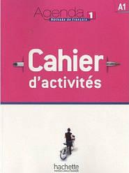 Agenda 1 Cahier d'activités avec CD audio