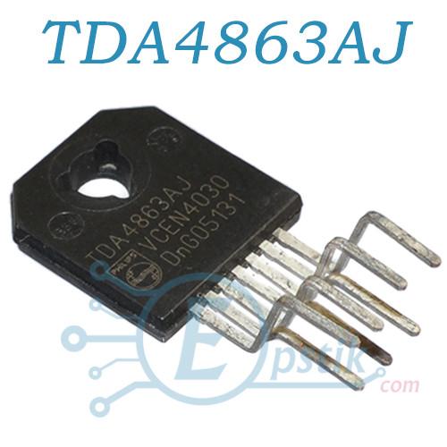 Philips Vertical deflection booster TDA4863AJ DBS-7P