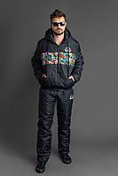 Мужской зимний спортивный костюм Adik, фото 1