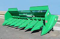 Жатка для уборки подсолнуха ПЗС-8-12 для комбайна «ACROS 530/535/560», «VECTOR  410/420»