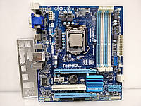 Материнская плата GIGABYTE GA-Z77M-D3H  Intel Z77  S1155 DDR3, фото 1