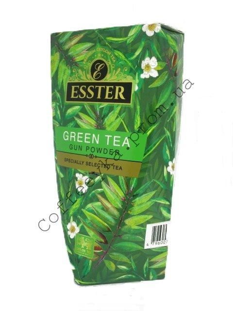 Чай зелёный  ESSTER GP Gan Powder 100 гр.