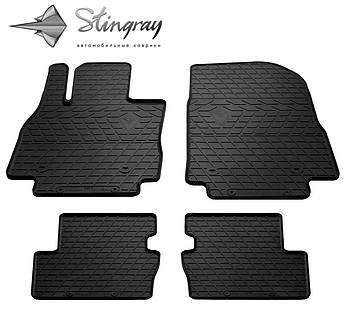 Автомобильные коврики Mazda 2 (DJ) 2014- Комплект (Stingray)
