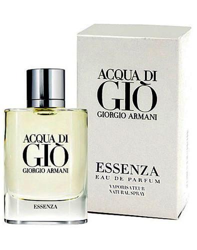 Armani Acqua di Gio Essenza, 100 ml Originalsize мужская туалетная вода тестер духи аромат