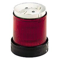 XVBC2M4  Сегмент свет.колонны 70мм красный