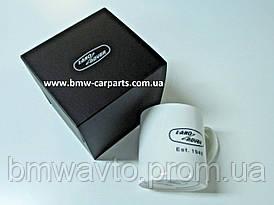 Керамическая кружка Land Rover Heritage Logo Mug