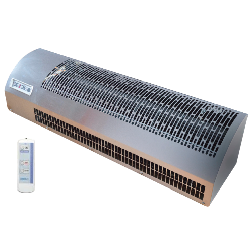 Воздушная завеса с нагревом NeoClima Intellect E 10 X L/R (6 кВт, проем 1 м, горизонт)