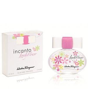 Salvatore Ferragamo Lovely Flower, 100 ml Original size женская туалетная парфюмированная вода тестер духи аромат
