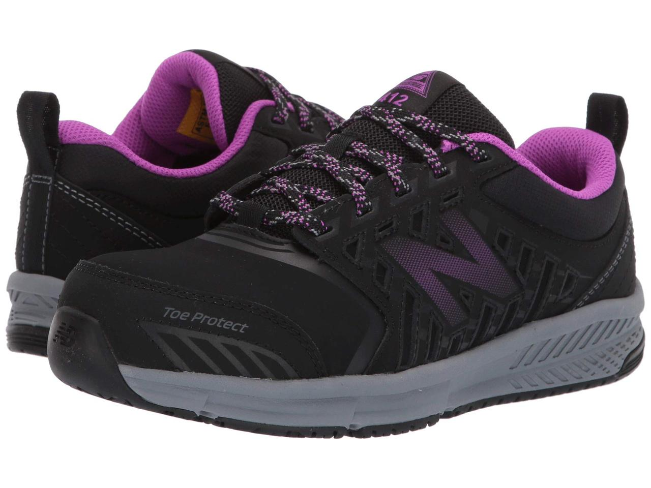 Кроссовки/Кеды (Оригинал) New Balance WID412v1 Black/Purple