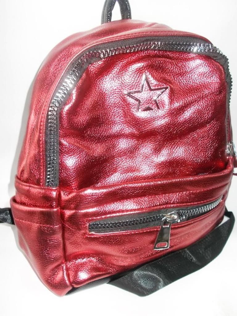 7d286989c403 Женский молодежный рюкзак :Экокожа-ткань оптом высота 25 ширина 25 -  НАДЕЖНЫЙ ОПТОВЫЙ ОНЛАЙН