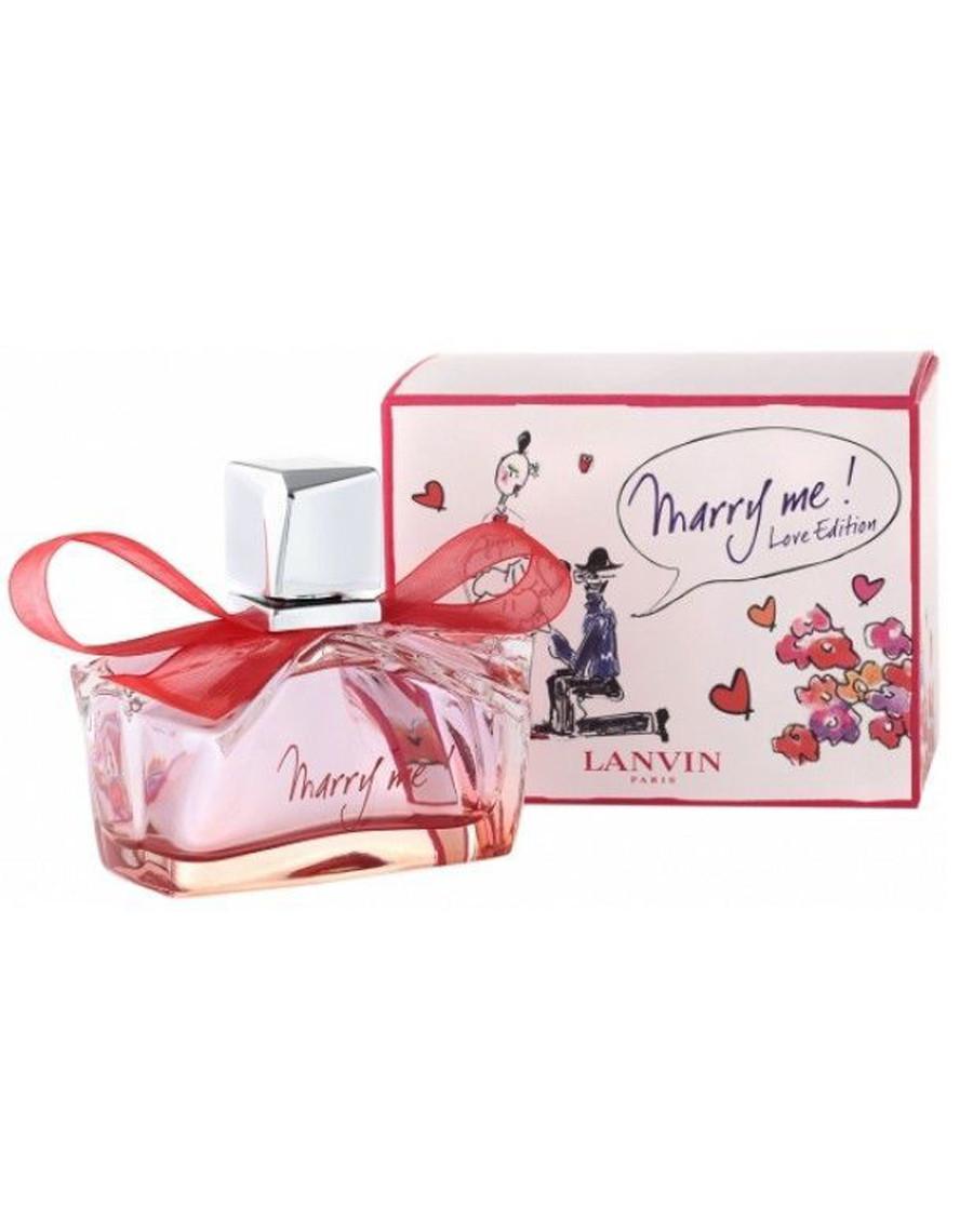 Lanvin Merry Me Love Edition, 75 ml Original size женская туалетная парфюмированная вода тестер духи аромат