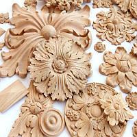 Резной декор, 3D резка мдф и дерева