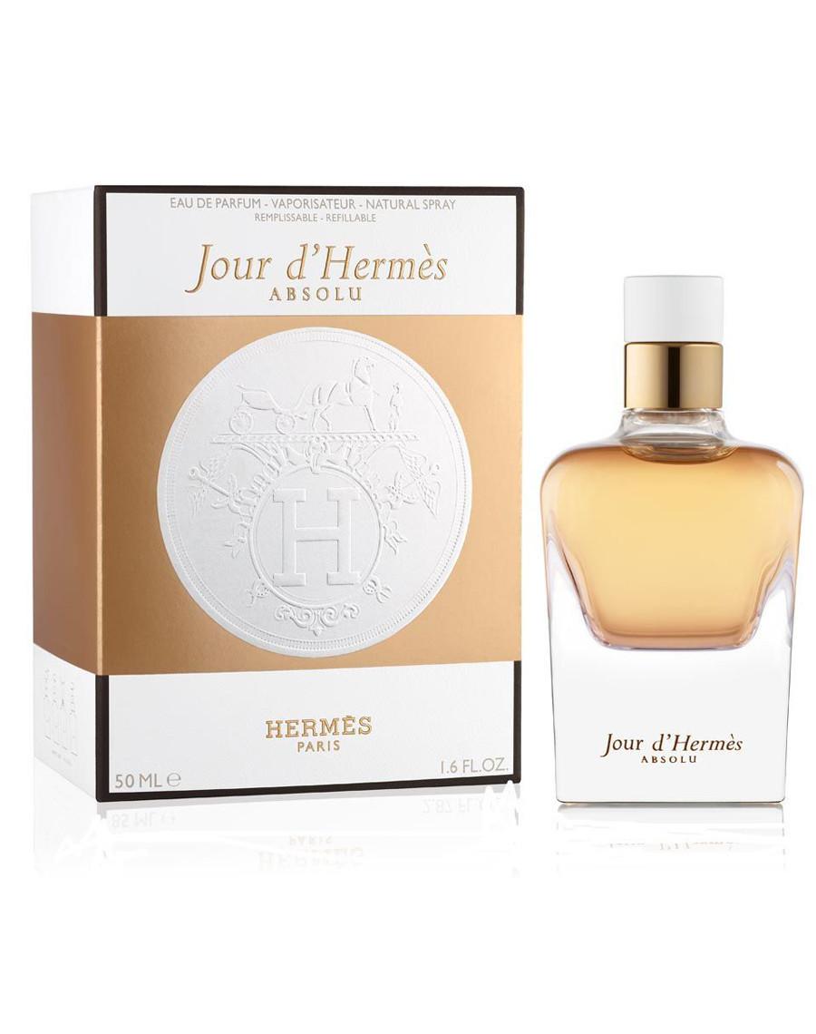 Hermes Jour d`Hermes Absolu, 85 ml Original size женская туалетная парфюмированная вода тестер духи аромат