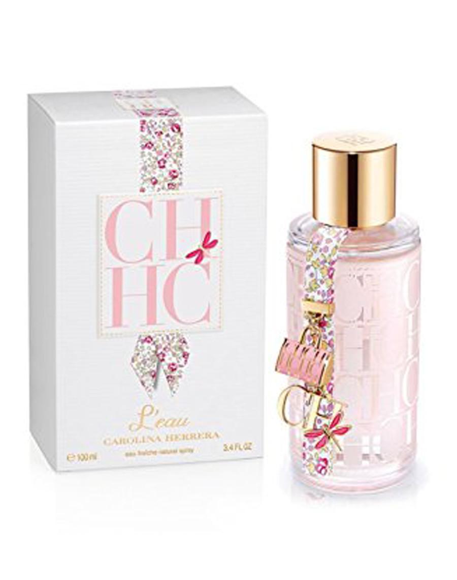 Carolina Herrera CH L'eau, 100 ml Original size женская туалетная парфюмированная вода тестер духи аромат