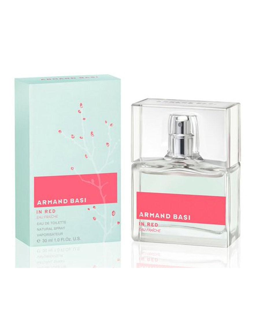 Armand Basi In Red Eua Fraiche, 100 ml Original size женская туалетная парфюмированная вода тестер духи аромат