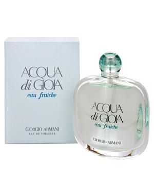 Armani Acqua Di Giola eau Fraiche, 100 ml Original size женская туалетная парфюмированная вода тестер духи аромат