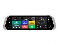 Видеорегистратор зеркало Anstar 10 GPS, Wi-Fi, 4G, Android