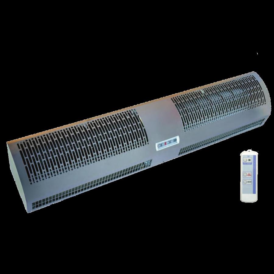 Воздушная завеса с нагревом NeoClima Intellect E 16 X (9 кВт, проем 1,6 м, горизонт)