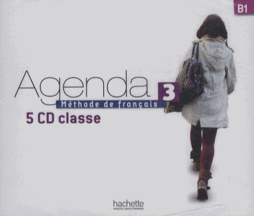 Agenda 3 - 5 CD Classe