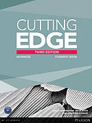 Cutting Edge 3rd Edition Advanced Students' Book and DVD Pack ISBN: 9781447936800