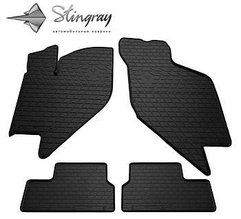 Автомобильные коврики Lada Kalina 2004- Комплект (Stingray)